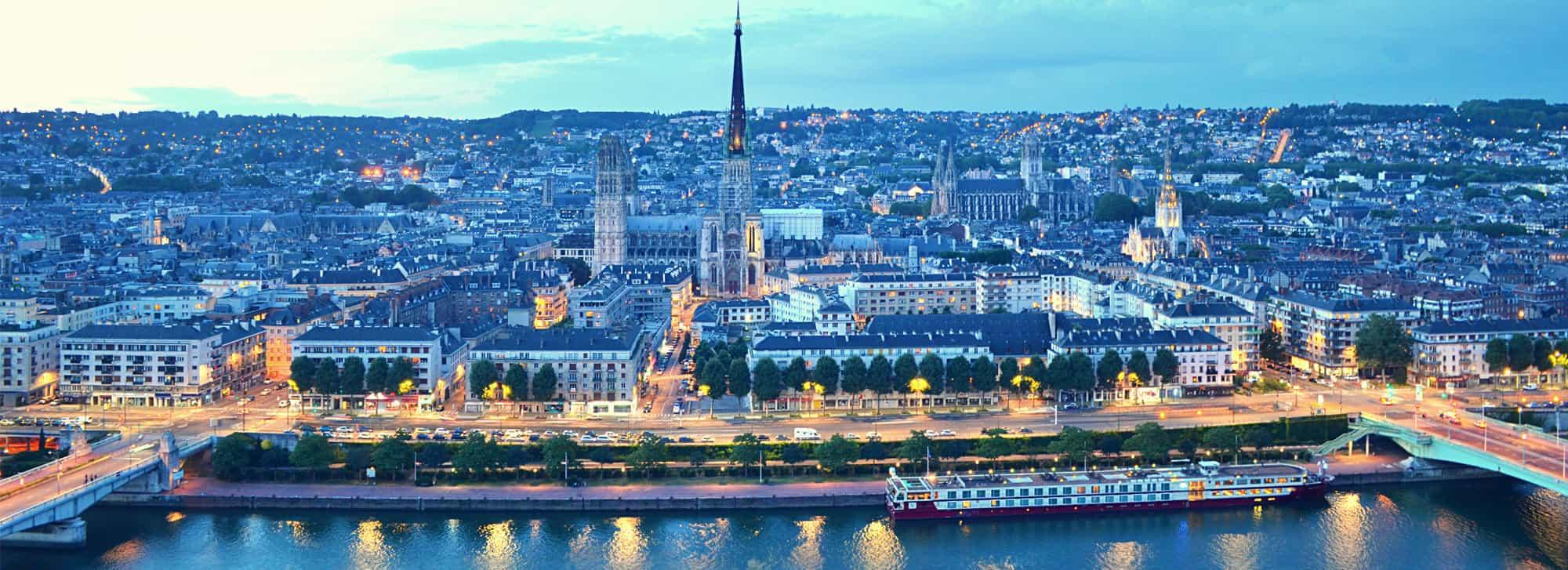 Référencer son hôtel à Rouen : une recette simple