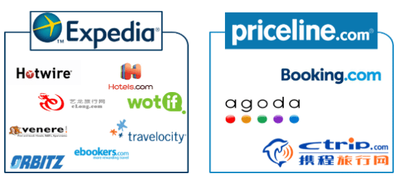 booking vs expedia