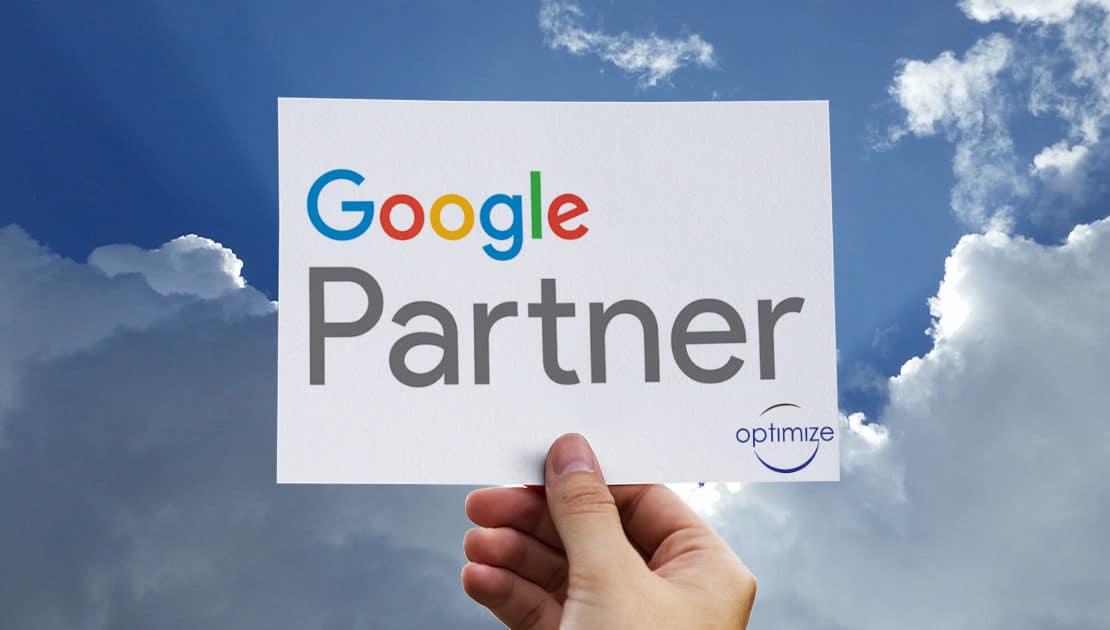 Optimize 360 Agence Google Partner référencement payant Bordeaux