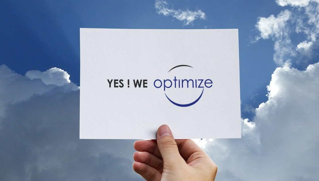 yes we optimize