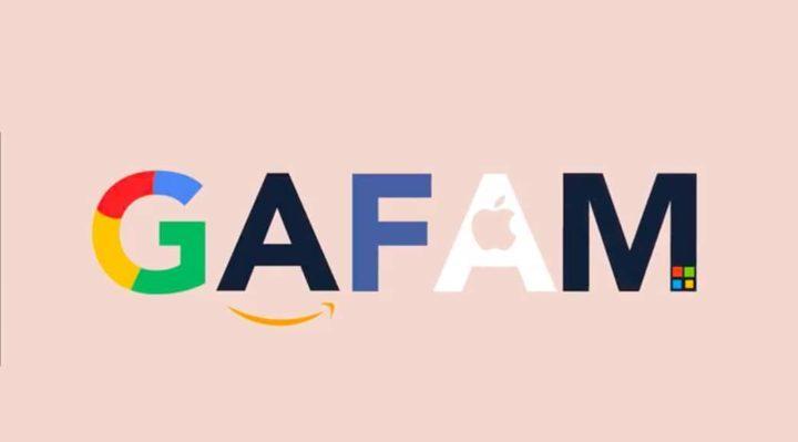 GAFA et GAFAM definition