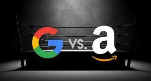 Google contre Amazon