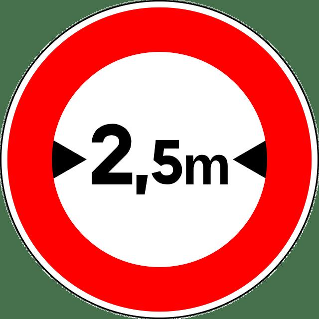 largeur intervention