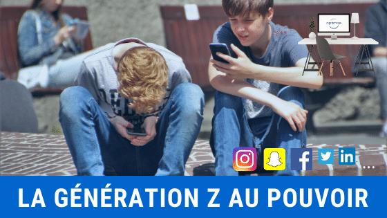 Parler à la génération Z pour être en première page Google