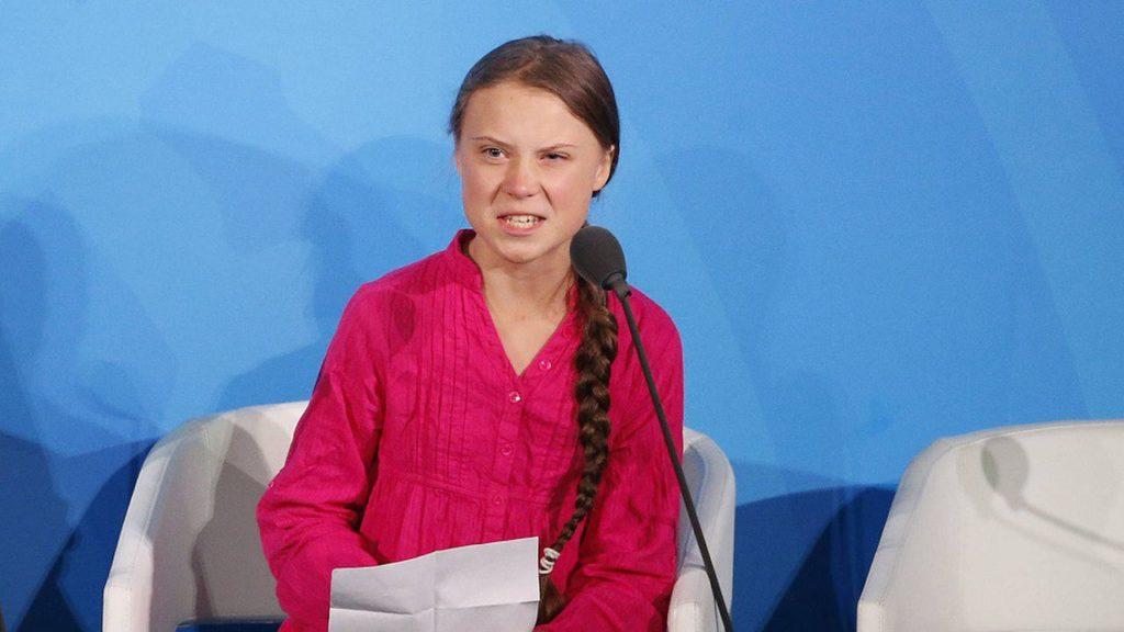 Greta Thunberg et la génération Z, leur parler pour être en première page Google