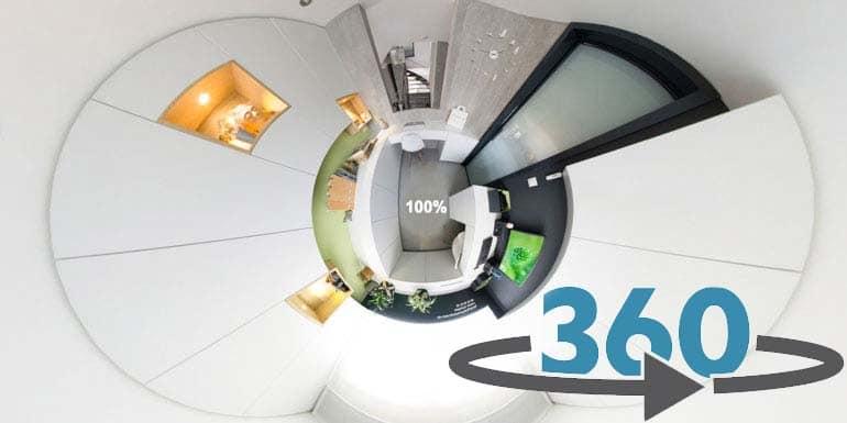 espace immersif l'avenir de l'hotellerie