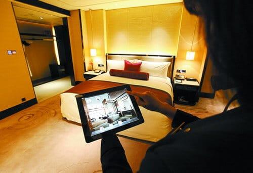 Qu'est ce qu'un Smart Hotel