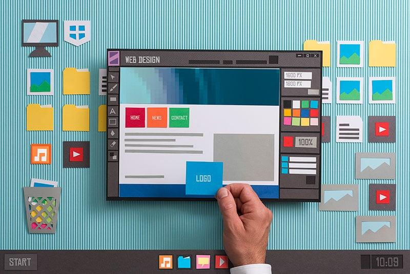 optimize360 - Template et webdesign