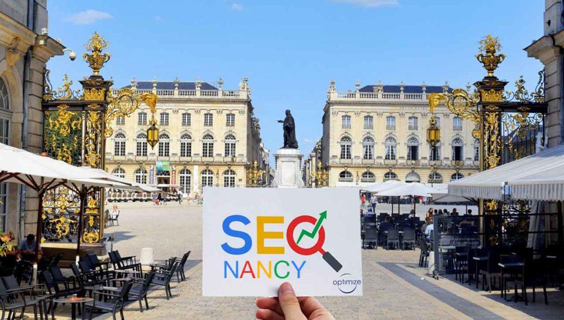 Référencement naturel : visez la première page Google à Nancy